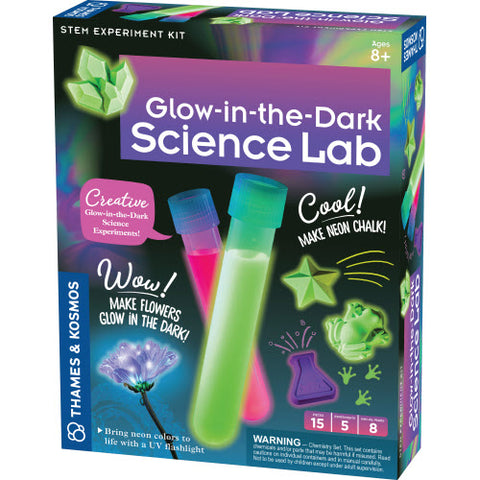 Glow-in-the Dark Science Lab