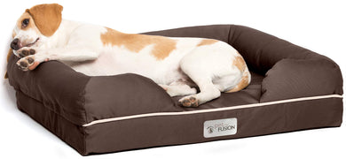 PetFusion Large Dog Bed with Solid 2.5