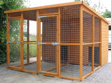 Avon Cat Kennels And Runs