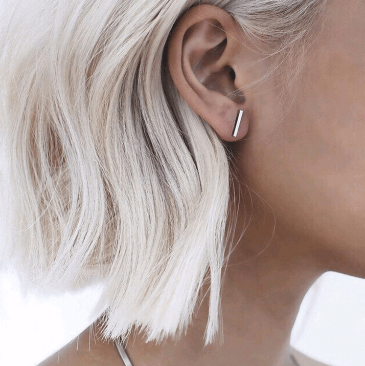 The Erin Minimalist Earrings - TheUwatch