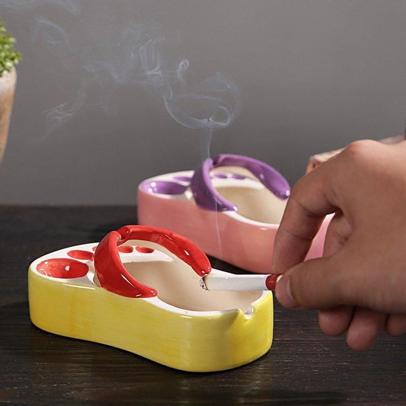 Silpper Ashtray - TheUwatch
