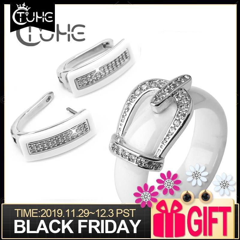 Crystle Crown Wedding Jewelry - TheUwatch