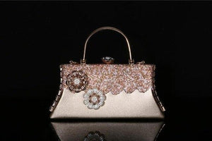 Crystal Evening Handbag - TheUwatch