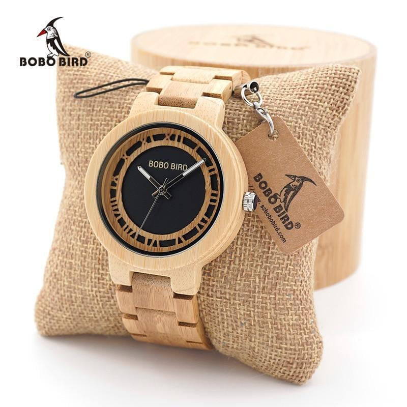BOBO BIRD Wooden watch - TheUwatch