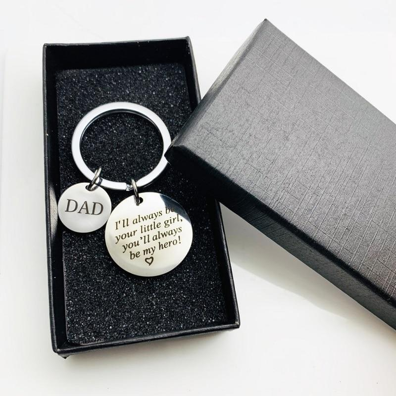 Key chain - Gift to Father - TheUwatch