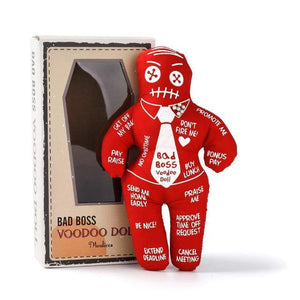 Mealivos Bad Boss Voodoo Doll - TheUwatch