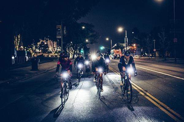 6 Tips To Stay Safe Bicycling at Night