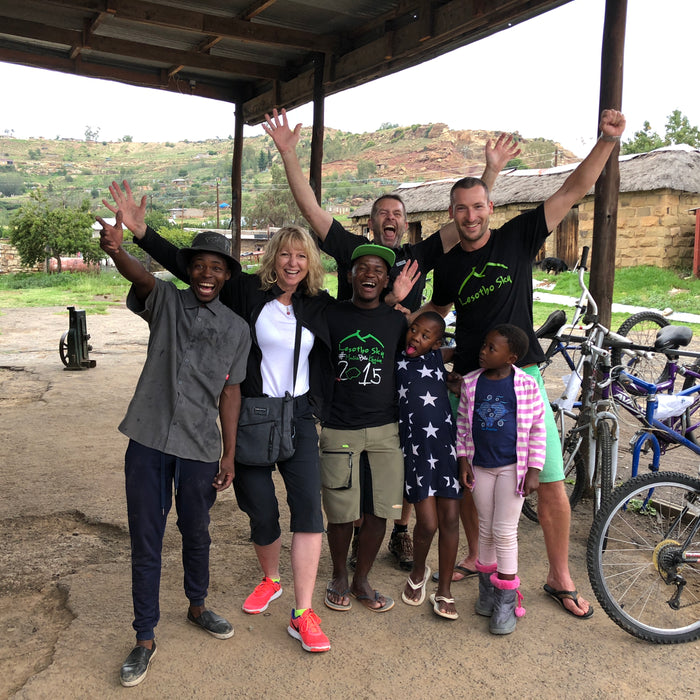 Bicycle Warehouse Africa Project - Spinning Wheels and Changing Lives
