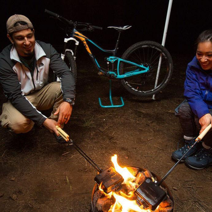 How to Bike Camp