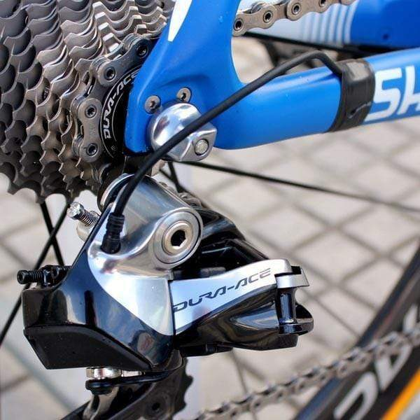 Don't Let Your Derailleur Take a Dive