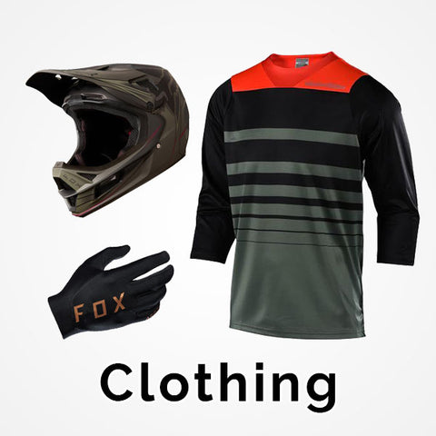 shop bicycle clothing