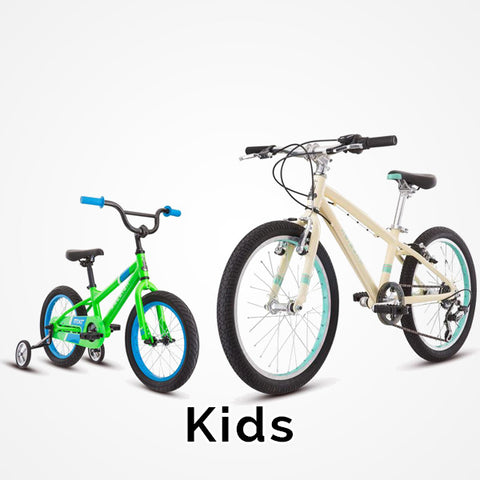 Shop kids bicycles
