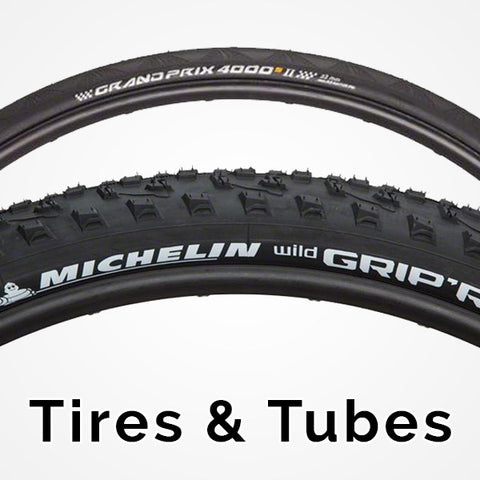 Shop bicycle tires and tubes