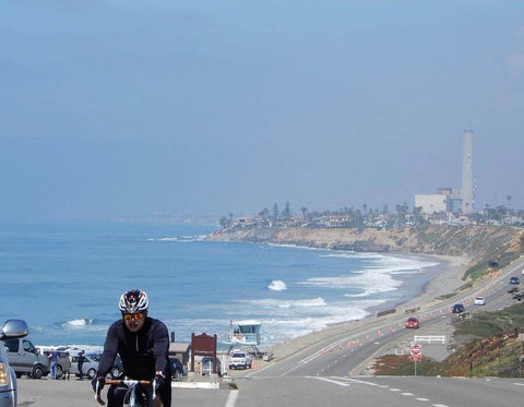 TORREY PINES SCENIC CYCLING ROUTE
