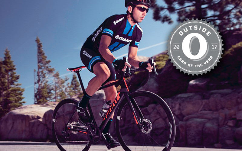 Outside names the Giant TCR Advanced Pro Disc Gear of the Year!