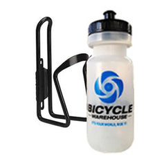 Water Bottle & Cage