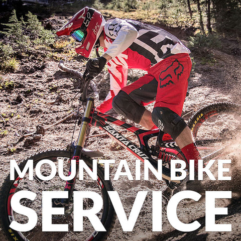 Mountain Bike Service
