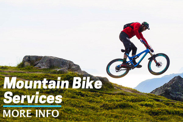 Mountain Bike Service, more info