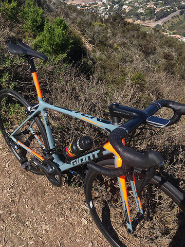 Giant TCR Advanced KOM