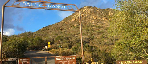 DALEY RANCH RECREATIONAL TRAILS