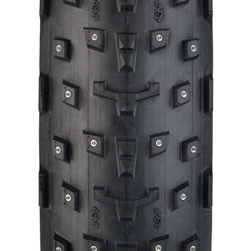 45NRTH 45NRTH Dillinger 4 Tire - 27.5 x 4, Tubeless, Folding, 60tpi, 252 Carbide Steel Studs