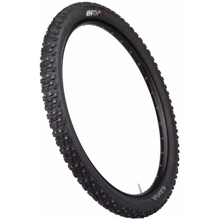 "45NRTH 45NRTH Kahva Tire - 27.5 x 2.1"", Clincher, Steel, 33tpi, 240 Carbide Steel Studs"
