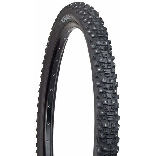 "45NRTH 45NRTH Kahva Tire - 29 x 2.2"", Clincher, Steel, 33tpi, 252 Carbide Steel Studs"