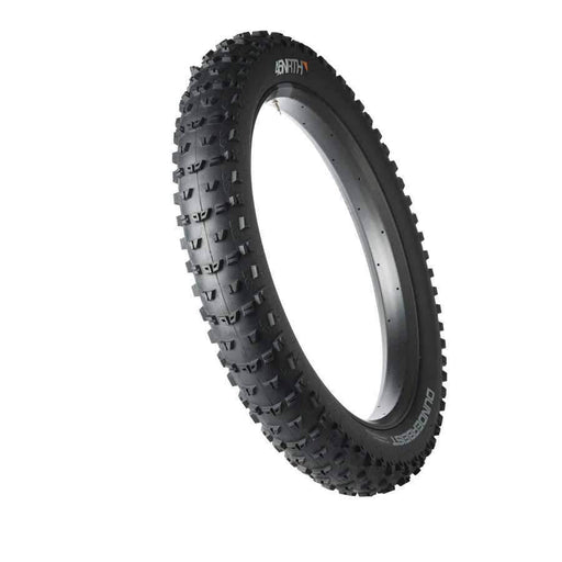 "Dunderbeist 26 x 4.6"" Fat Bike Tire 120tpi Tubeless Folding"