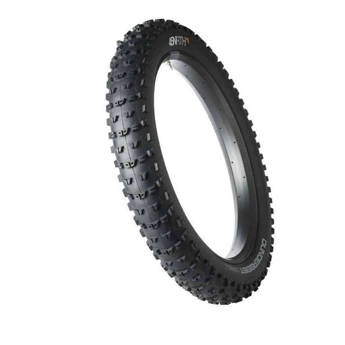 "45NRTH Dunderbeist 26 x 4.6"" Fat Bike Tire 120tpi Tubeless Folding"