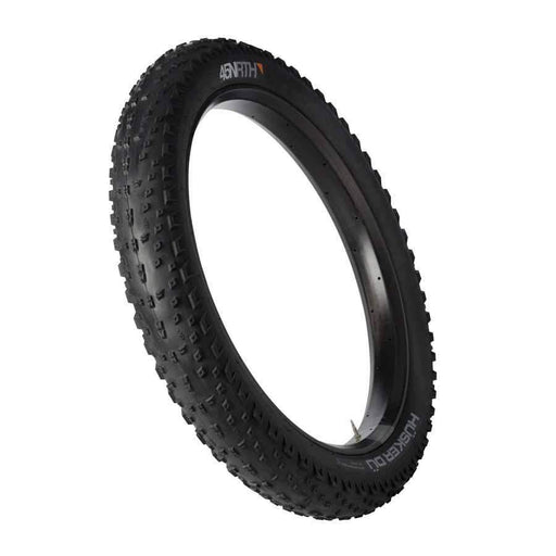 "Husker Du 26x4.0"" Fat Bike Tire 120tpi Tubeless Ready Folding"