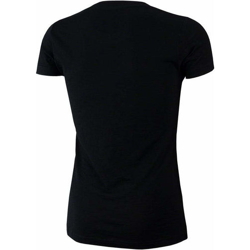 45NRTH Team Stripe Merino T-Shirt: Black
