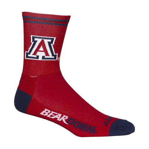 College Apparel Arizona Cycling Socks