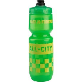 All-City Fast is Forever 26oz Purist Water Bottle