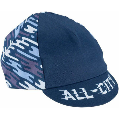 ALL-City Flow Motion Cycling Cap - Blue