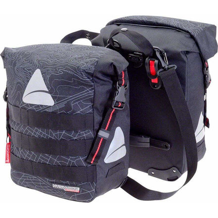 Axiom  Monsoon Hydracore 32+ Panniers