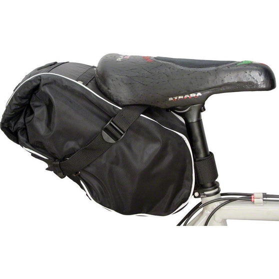 Waterproof Saddle Trunk