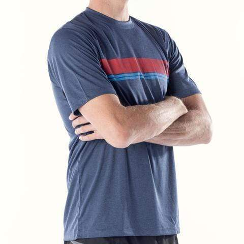 Men's Power Line Jersey - Blue