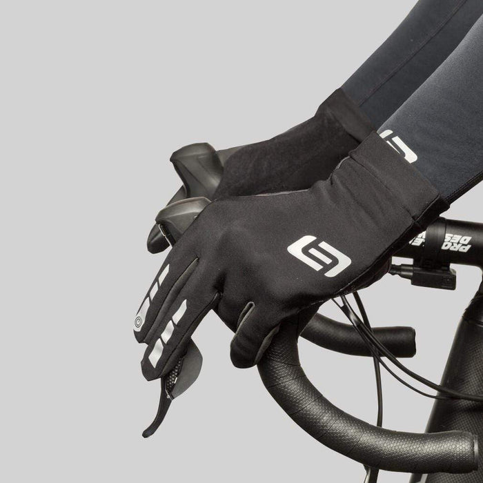 Men's Black Thermaldress Gloves