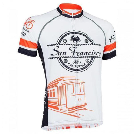 San Francisco Road Bike Jersey Women's