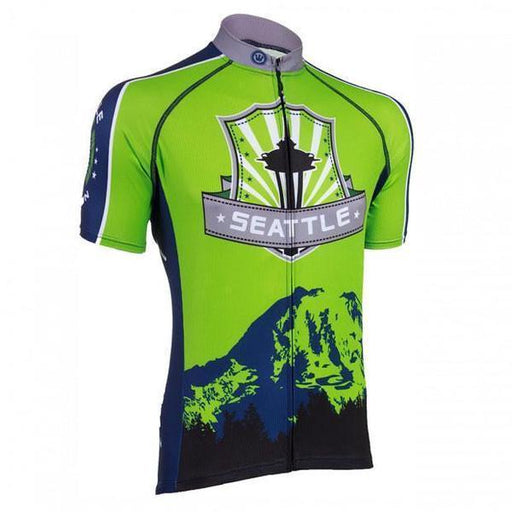 Seattle Road Bike Jersey Women's