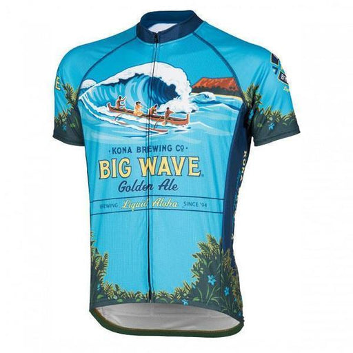 Women's Kona Brewing Co Big Wave Road Bike Jersey