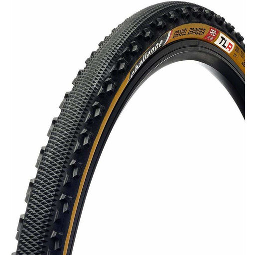 Challenge Challenge Gravel Grinder Pro Tire - 700 x 36, Tubeless, Folding/Tan