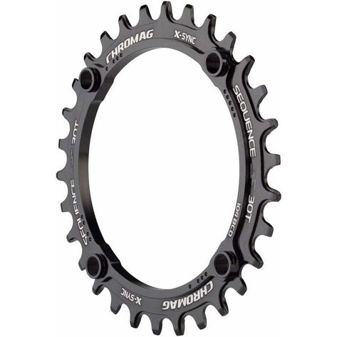 Chromag  Sequence X-Sync Chainring 30T x 104