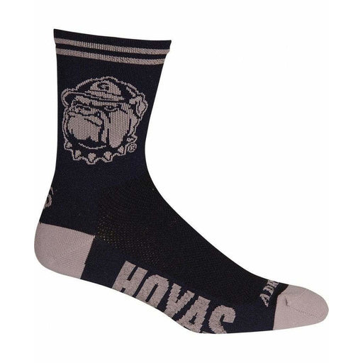 College Apparel Georgetown Hoyas Cycling Socks