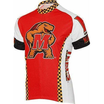 Men's Maryland Terps Road Jersey