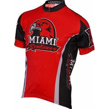 Men's Miami of Ohio Redhawks Road Jersey