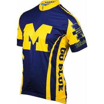 Men's Michigan Wolverines Road Jersey