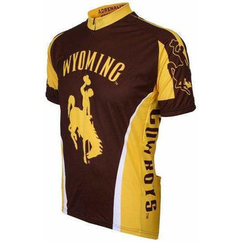 Men's Wyoming Cowboys Road Jersey