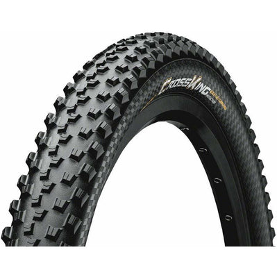 Continental Cross King Tire - 27.5 x 2.6, Tubeless, Folding, Black, ShieldWall, PureGrip