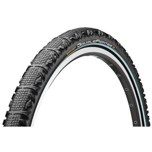 "Double Fighter III Black 26"" Bike Tire"